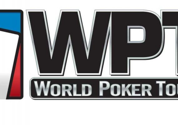 The logo of the World Poker Tour events