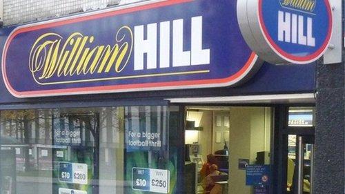 A high-street William Hill shop.