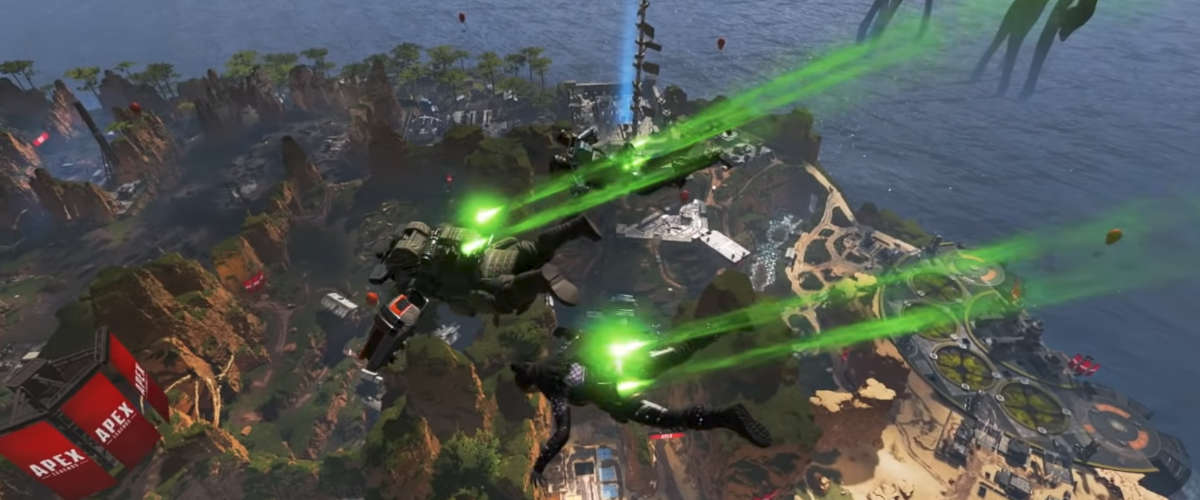 Apex Legends May Be Diving into China, Source Reveals