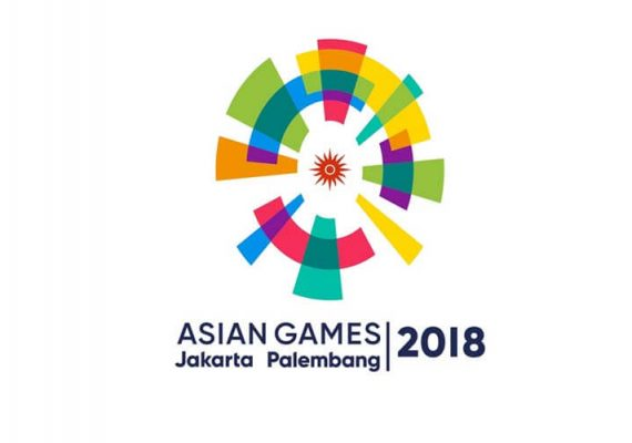 Asian Games in Jakarta, Indonesia.
