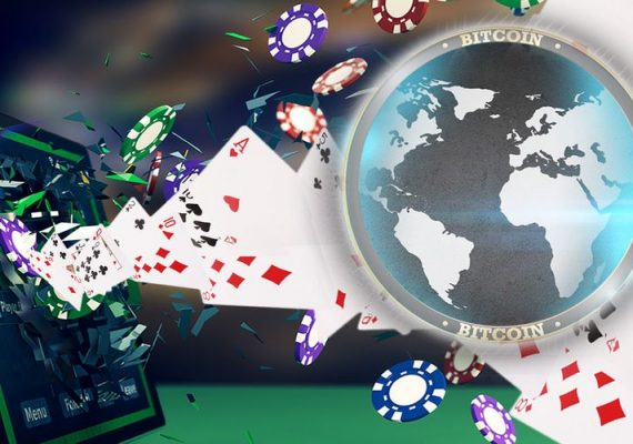 Crypto & Blockchain Poker