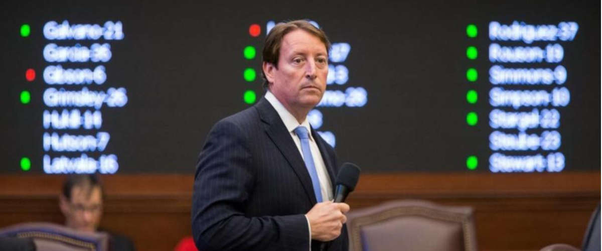 Galvano with a New Gambling Bill Idea in Florida