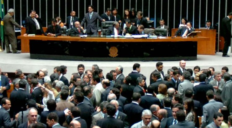 Brazil's Parliament and MPs.
