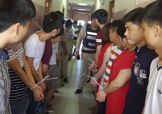 VOIP Scams Revealed, Arrests Made in Phnom Penh