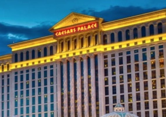 One of Caesars Palaces properties.