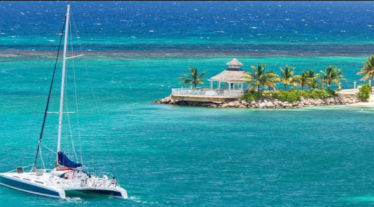 The Cayman Islands during the day