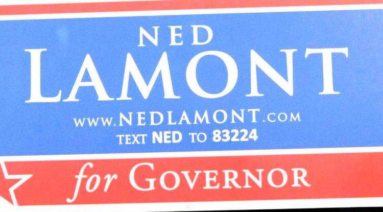 Connecticut's Gov. Ned Lamont.