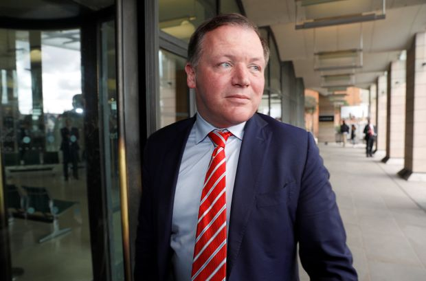 Damian Collins, Chair of the Digital and Sports Committee in the UK Parliament.