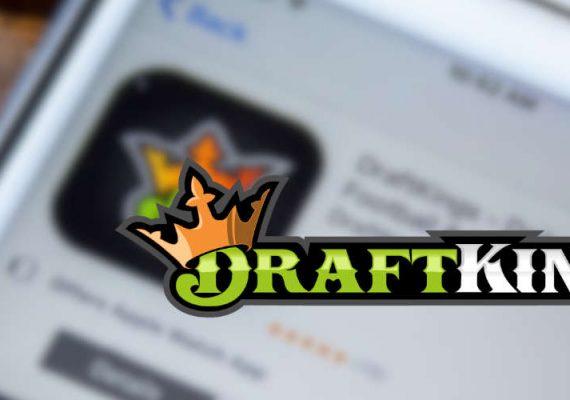 DraftKings' official mobile platform