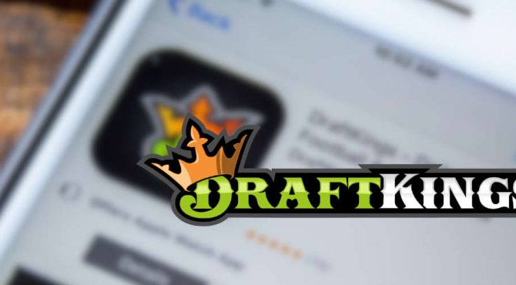 DraftKings' official mobile platform