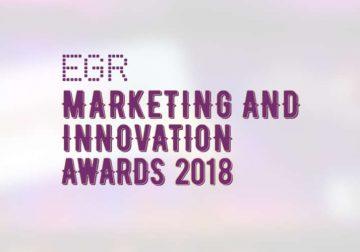 EGR Awards in 2018