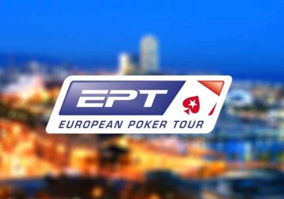 EPT Barcelona's official logo