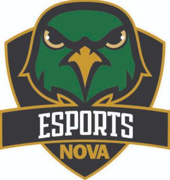 Northern Virginia Community College's esports logo.