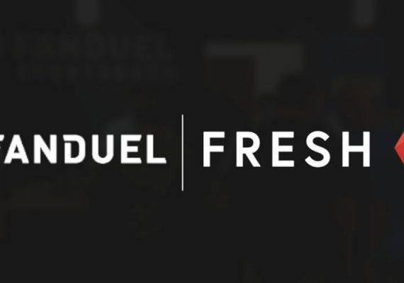 FanDuel and Fresh8 sign up a marketing partnership for the US.