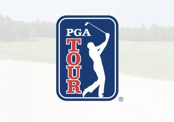 PGA tour's logo