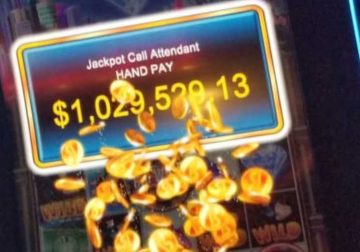 Hawaiian Walks Out of Vegas $1m Richer on St Patrick's Day