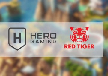 Hero Gaming, Red Tiger in Sweden.