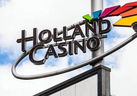 MCOP in Amsterdam, Holland Casino.