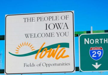 Welcome to Iowa, the state pondering new betting bill.