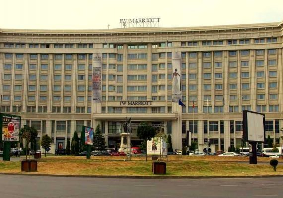 Jw Marriott hotel in Bucharest