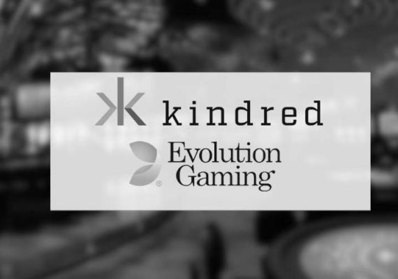 Kindred and Evolution Gaming in the US.
