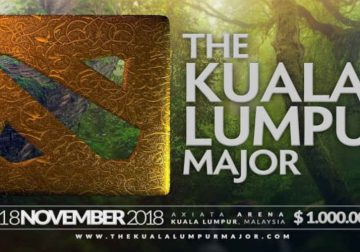 Kuala Lumpur Dota 2 Groups Announced