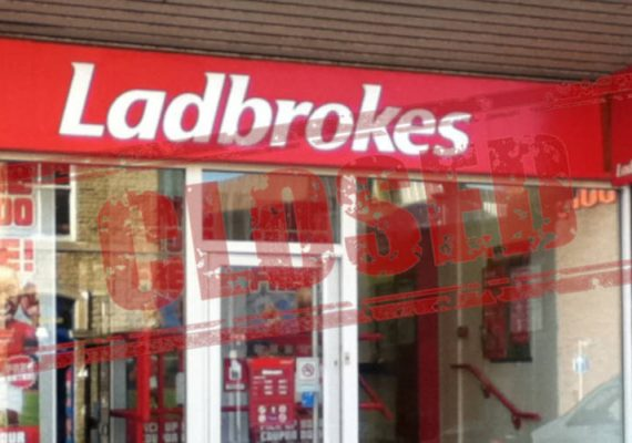 Ladbrokes rumors about complete closure in Ireland continue.