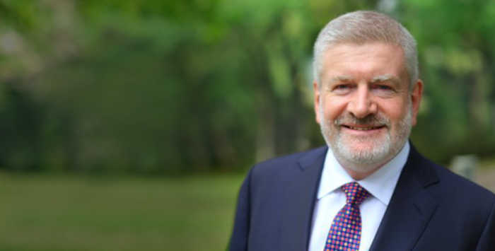 Mitch Fifield, Minister of Communication in Australia.