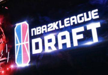 The NBA 2K League draft season begins.