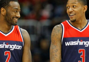 NBA Washington Wizards players.