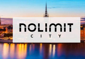 Nolimit City in Stockholm.