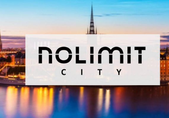 Nolimit City in Stockholm.
