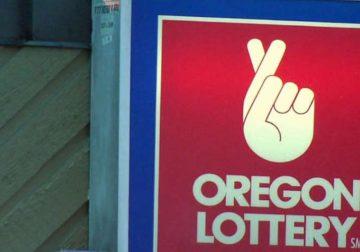 Oregon Lottery betting shop.