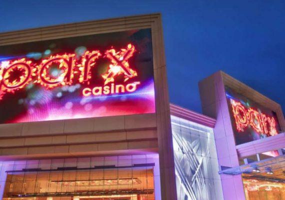 The Parx Casino in Pennsylvania launches in full.