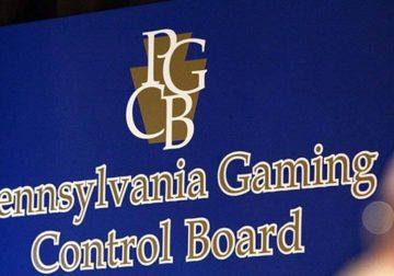 Pennsylvania Gaming Control Board official logo