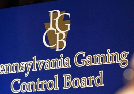 Pennsylvania Gaming Control Board official logo