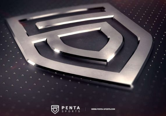 PENTA Sports' official logo.