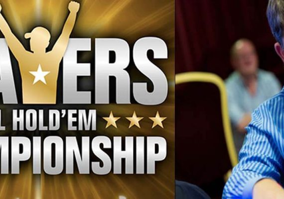 Chris Moneymaker and the Players Championship