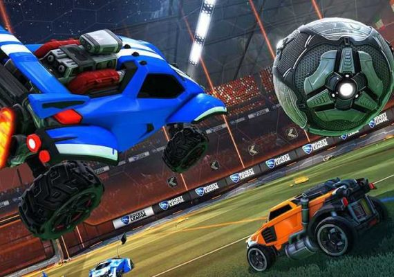 Rocket League snapshot