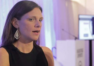 Sara Slane talks about sports betting.