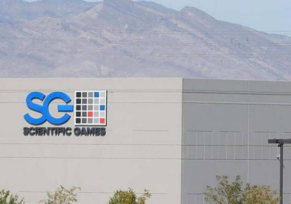 Scientific Games Corp's building.