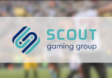 Scout Gaming Group's logo and daily fantasy sports.