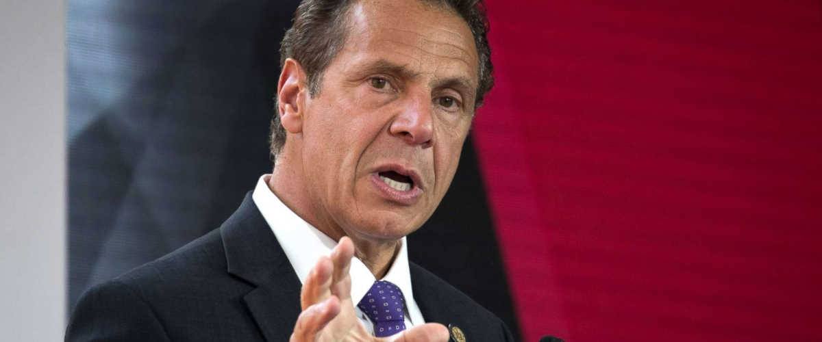 Sen. Andrew Cuomo Sees Future for Sports Betting in NY