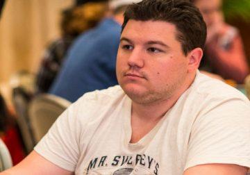Shaun Deeb at a poker player.