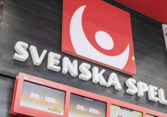 Svenska Spell's betting shop.