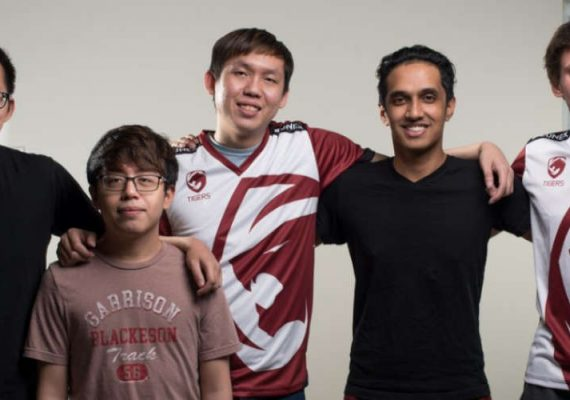 Team Tigers, Dendi, Mushi, 1437