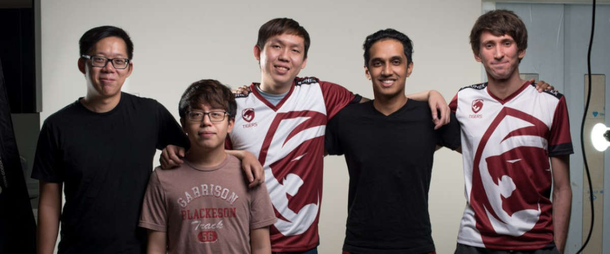 Dendi and Mushi Join Malaysian Dota 2 Team Tigers