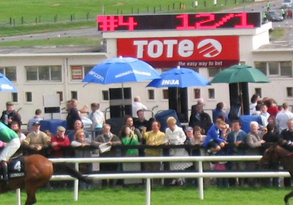 The Tote horse racing operator.