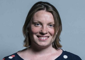 Tracey Crouch's official government photo.