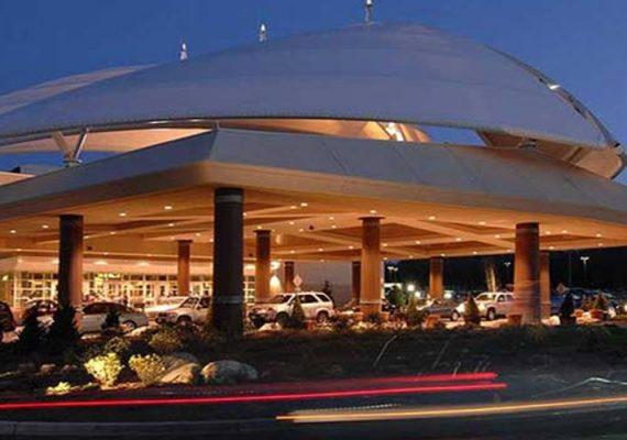 Twin Rivers casino property in Rhode Island